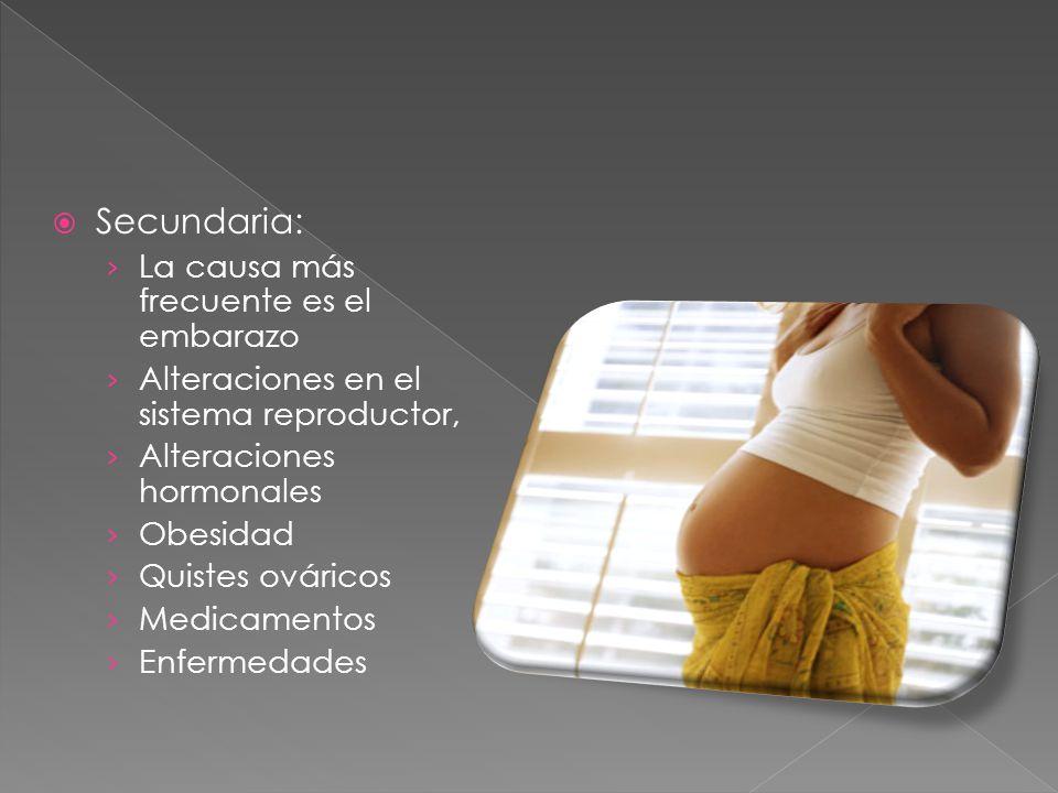 La distinción es importante. Las causas y tratamientos son diferentes en cada caso.
