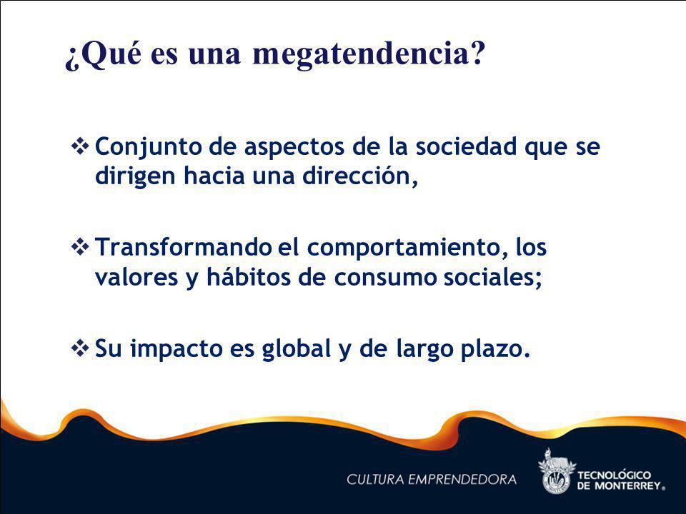 Datos en México En el año 2050: 1 de cada 4 mexicanos tendrá al menos 60 años **Consejo Nacional de Población, 2008.