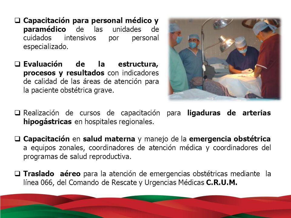 Diseño de herramientas interactivas para capacitación continua en salud materna y urgencias obstétricas.