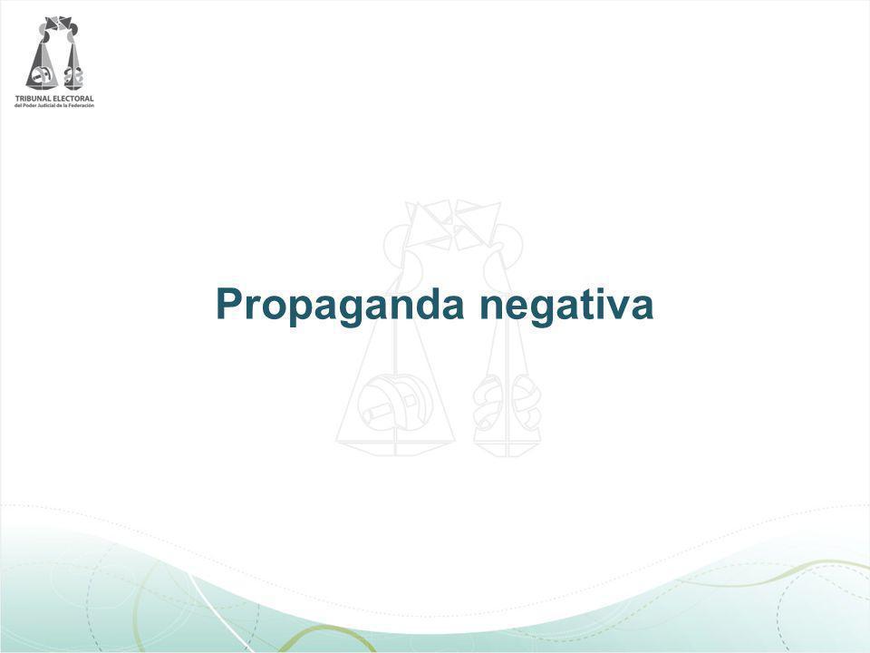Propaganda negativa