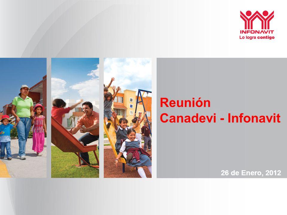 Reunión Canadevi - Infonavit 26 de Enero, 2012