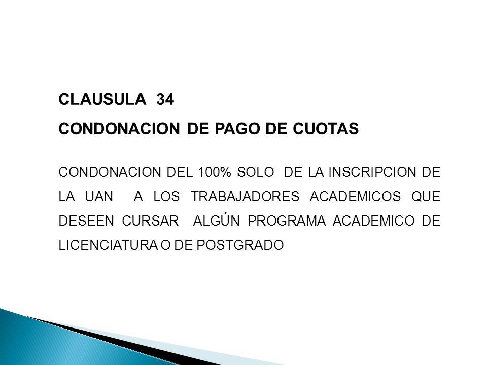 CLAUSULA 63 GRATIFICACION POR CONCEPTO DE ANTIGÜEDAD GRATIFICACION QUE SE CUBRIRA EL 30% EN LA SEGUNDA QUINCENA DE JUNIO Y EL RESTO 24 QUINCENAS MEDIANTE FIRMA DE CONVENIO UNIVERSIDAD Y TRABAJADOR CON INTERVENCION DEL SPAUAN