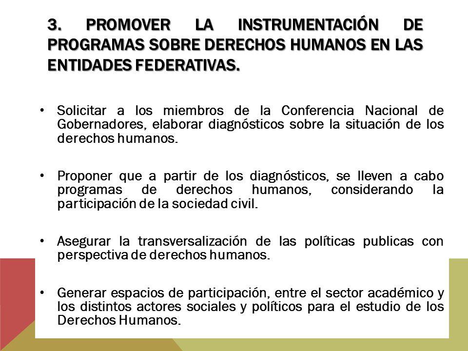 4.SENSIBILIZAR Y CAPACITAR A FUNCIONARIOS EN MATERIA DE DERECHOS HUMANOS.