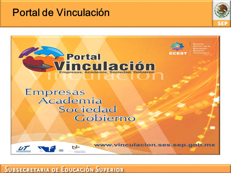 Portal de Vinculación