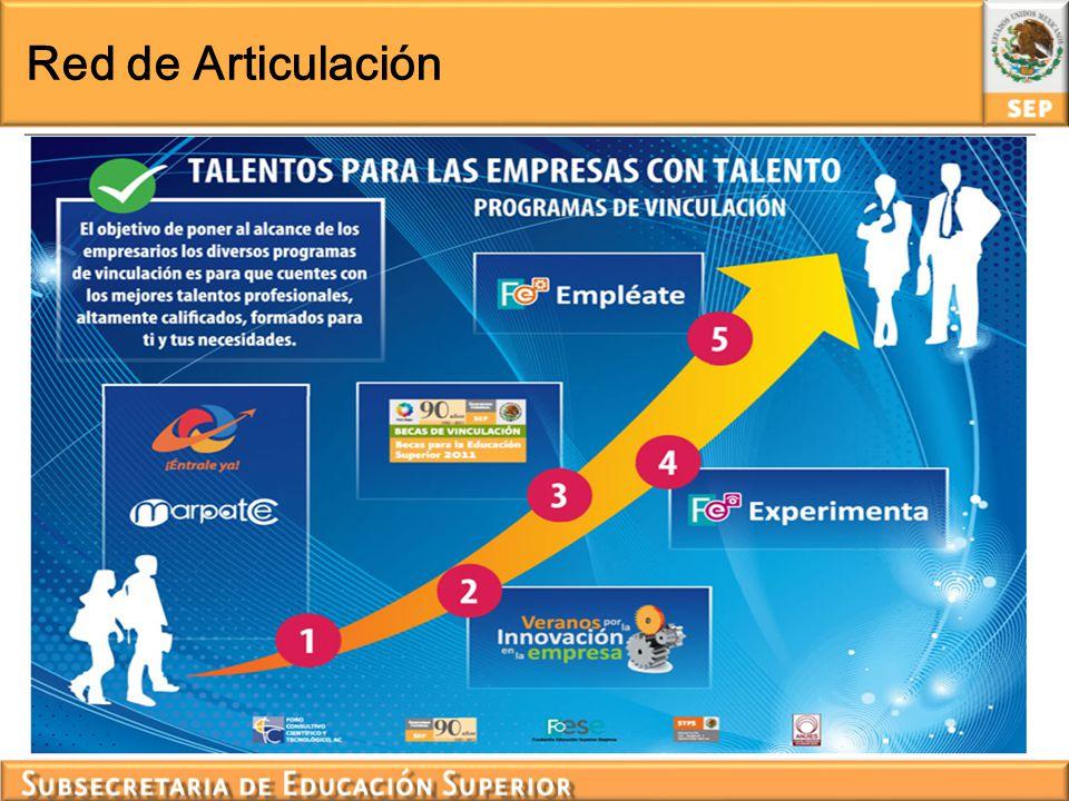 Difusión de los programas Tríptico: Talentos para las empresas con Talento