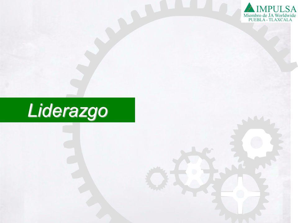Liderazgo: Una relación de influencia entre líderes y sus seguidores, quienes se esfuerzan por un cambio real y resultados que reflejen sus propósitos compartido.
