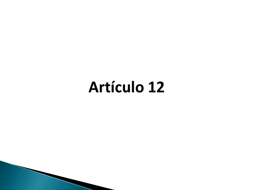 Promedio Artículo 13.