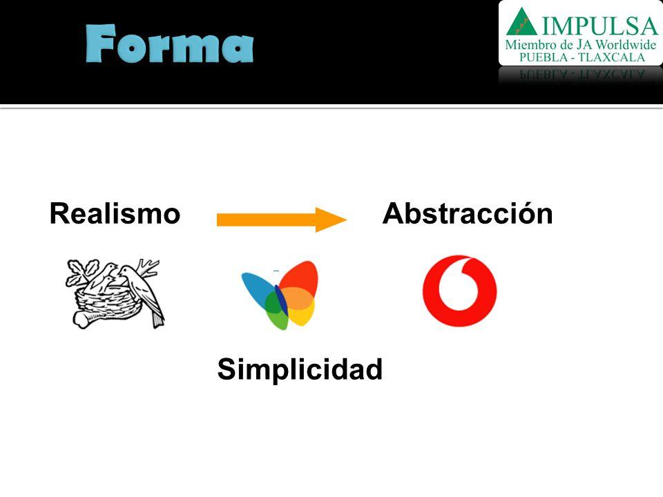 La forma Algunos efectos que producen las figuras geométricas cuando se las aplica en el diseño de un logo: EL CÍRCULO EL CUADRADO EL TRIÁNGULO