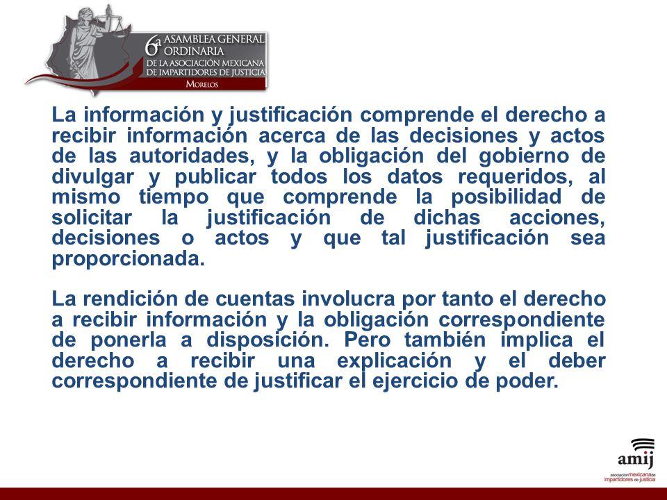 El elemento castigo describe un conjunto de actividades orientadas al cumplimiento de la ley, e implica el apego de las autoridades a la normatividad legal imperante, de ser necesario, por la fuerza.