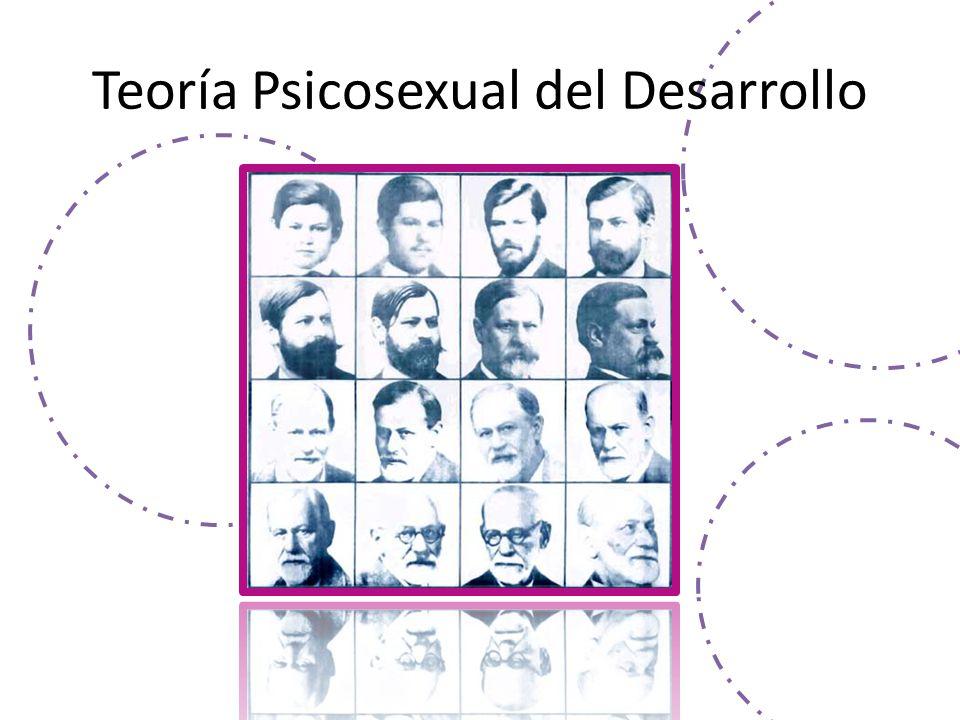 Teoría Psicosexual del Desarrollo