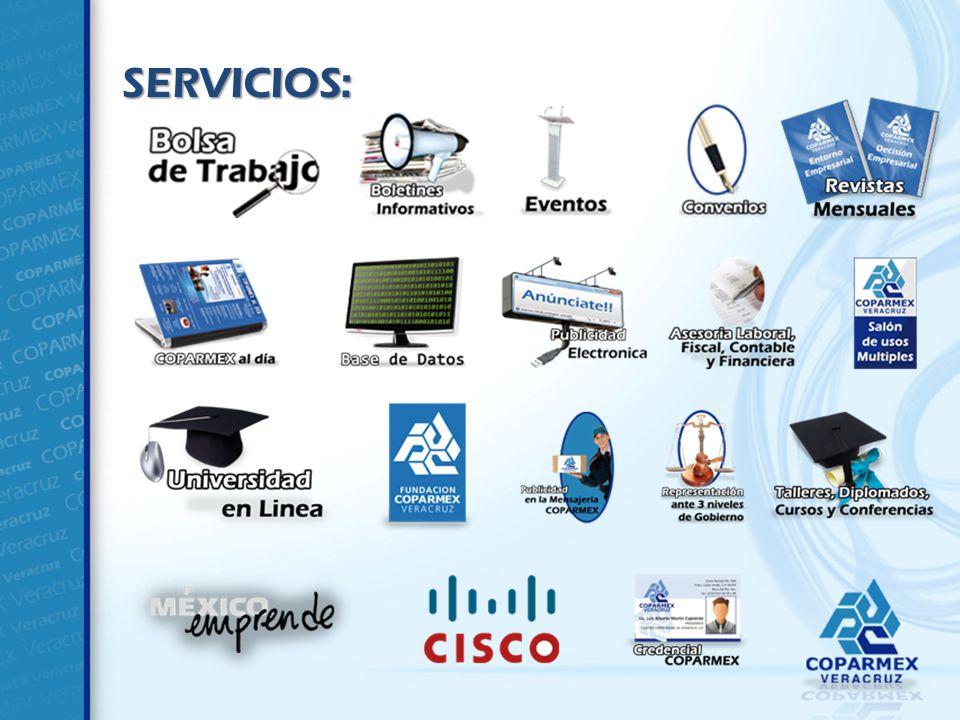 Integración Hacia el interior Colaborador ejemplar del mes Tarjeta de Felicitación para socios del Centro Empresarial
