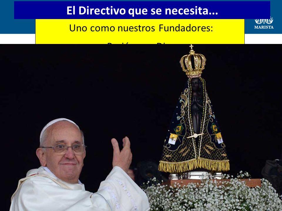 El Directivo que se necesita...
