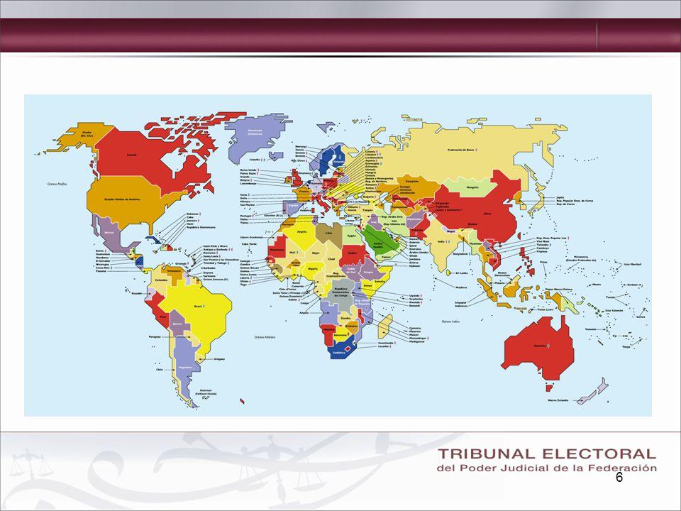 I.Acuerdos y reglamentos II.Participación ciudadana III.Incidencia en partidos IV.Incentivos y disuasores V.Justicia electoral