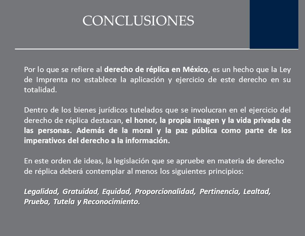 CONCLUSIONES Desde la óptica del ciudadano los sistemas de autorregulación informativa deben satisfacer, entre otros, los siguientes requerimientos: P