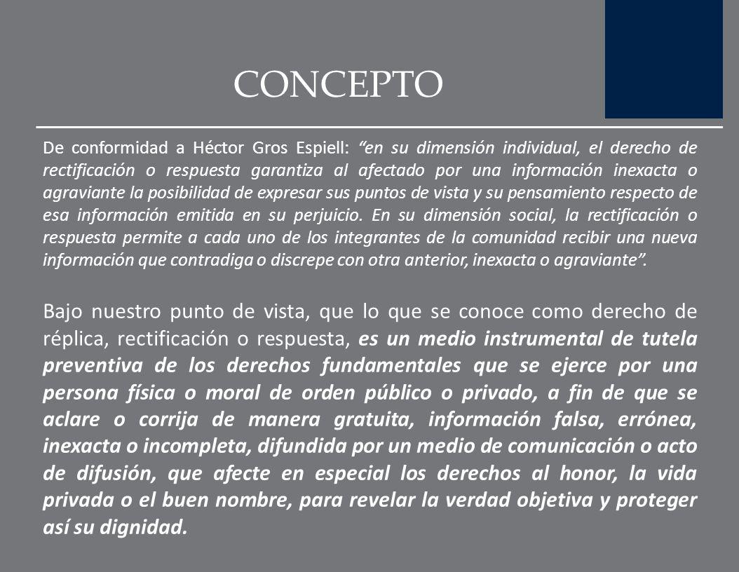 CONCEPTO De conformidad con el Diccionario de la Real Academia Española, respuesta significa réplica, refutación o contradicción, o bien satisfacción