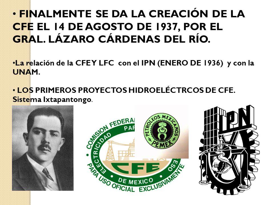 11 OCTUBRE 2009 CFE ILEGAL EN EL CENTRO DEL PAÍS 4º. Transiorio LSPEE Convenio de COMODATO