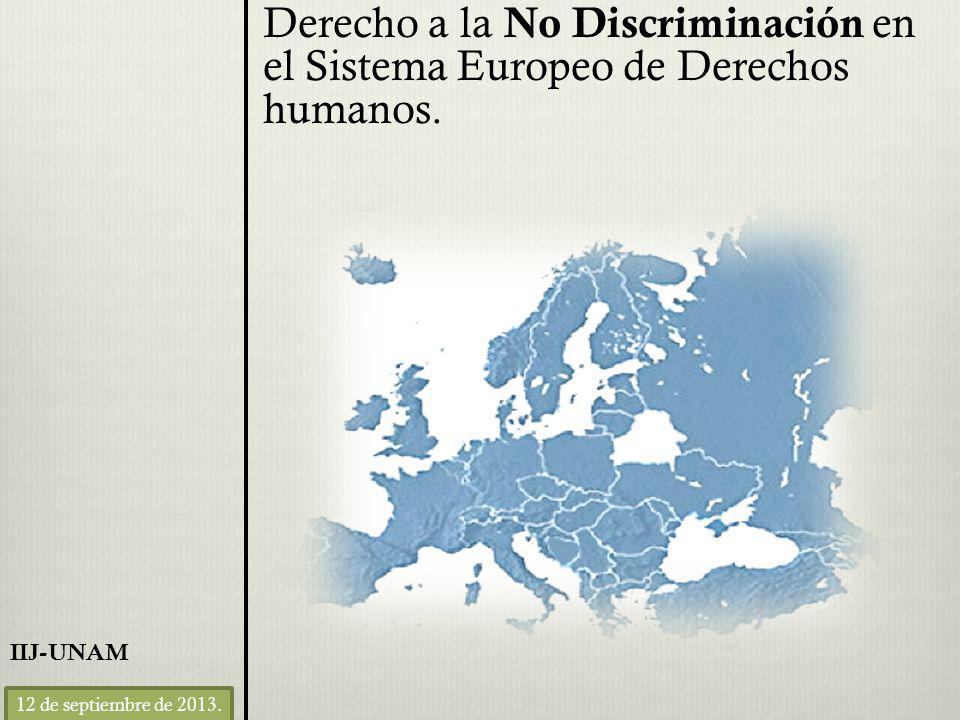 1.El contexto del Derecho Internacional de los derechos Humanos.