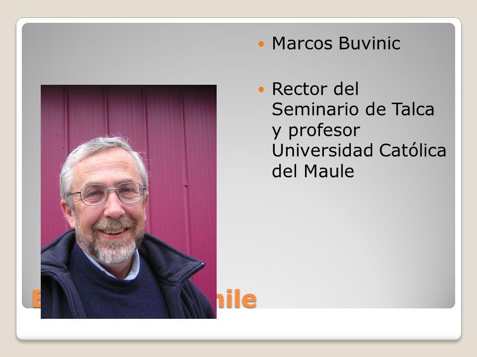 El Prado en Chile Marcos Buvinic Rector del Seminario de Talca y profesor Universidad Católica del Maule