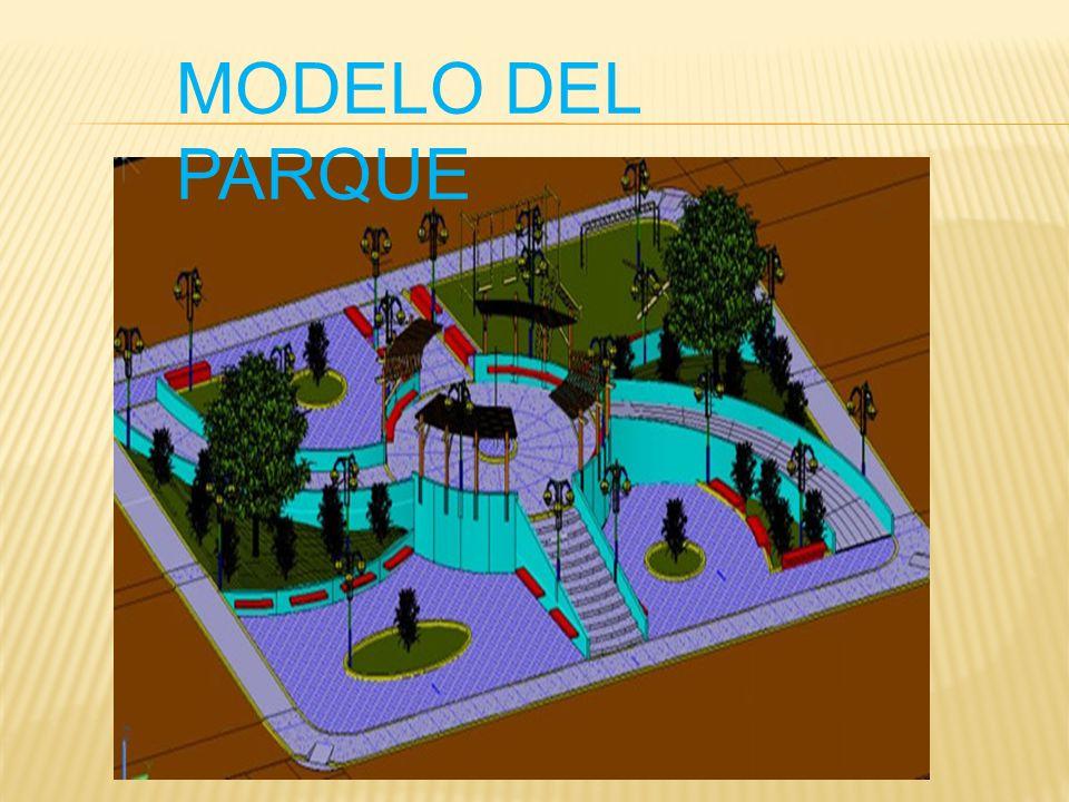MODELO DEL PARQUE