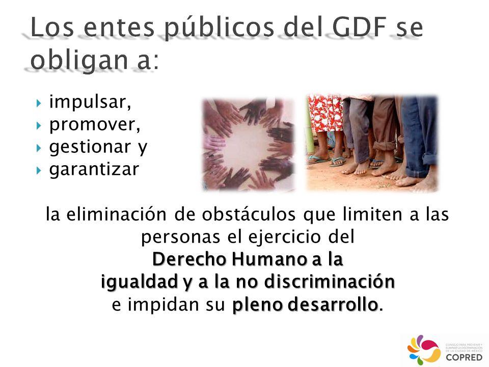 TÍTULO DÉCIMO DELITOS CONTRA LA DIGNIDAD DE LAS PERSONAS CAPÍTULO ÚNICO DISCRIMINACIÓN Artículo 206.
