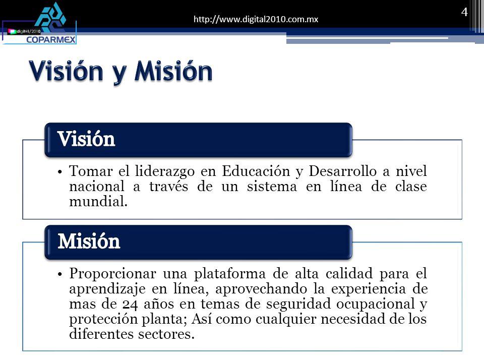 5Historia Digital 2010 S.A.de C.V. es una empresa filial de Digital 2000, Inc.