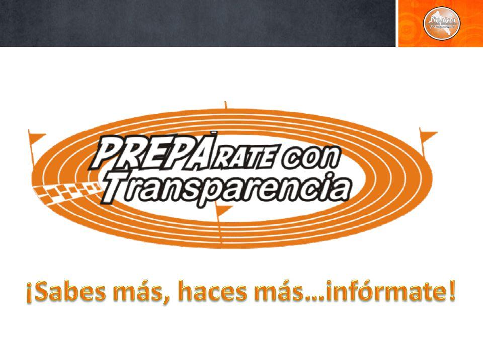 Sinaloa Transparente Presentó: