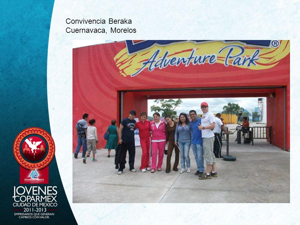 Convivencia Beraka Cuernavaca, Morelos