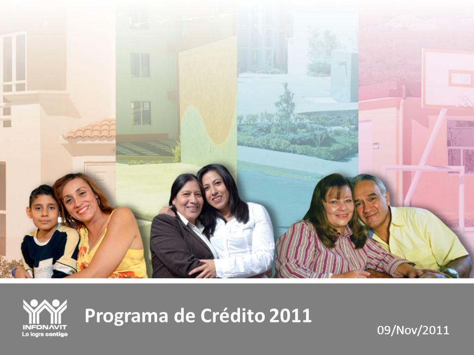 Programa de Crédito 2011 09/Nov/2011
