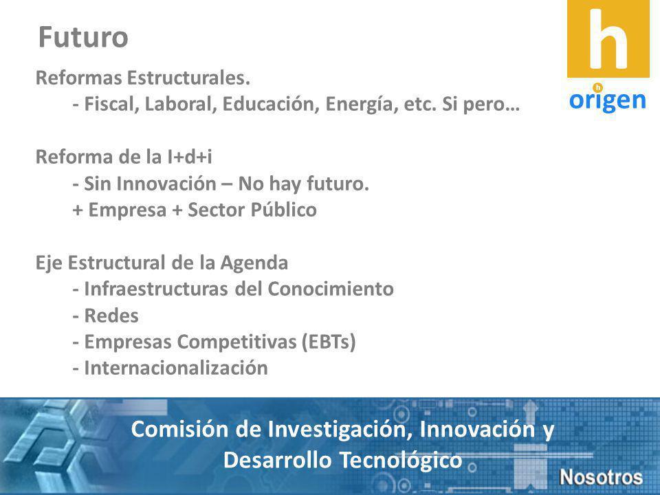 Reformas Estructurales. - Fiscal, Laboral, Educación, Energía, etc.