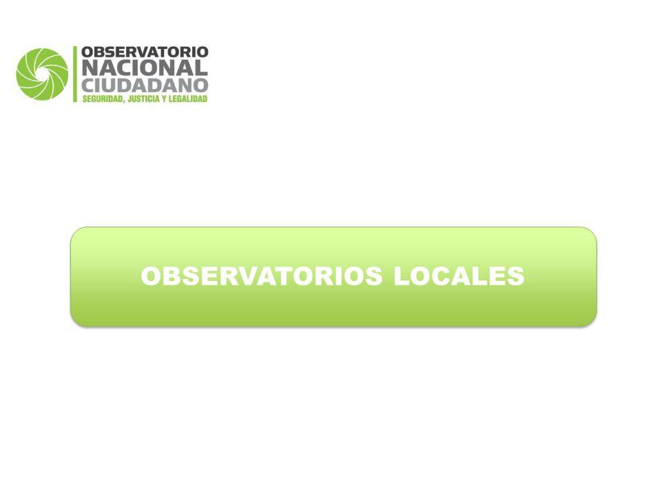 OBSERVATORIOS LOCALES