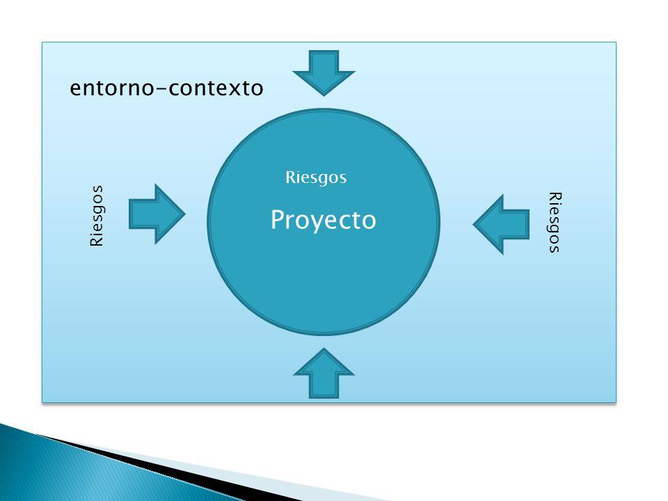 Proyecto entorno-contexto Riesgos