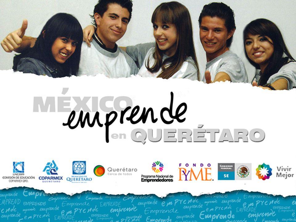 Caravana del Emprendedor 2009 12 y 13, Noviembre 2009 Parque Querétaro 2000