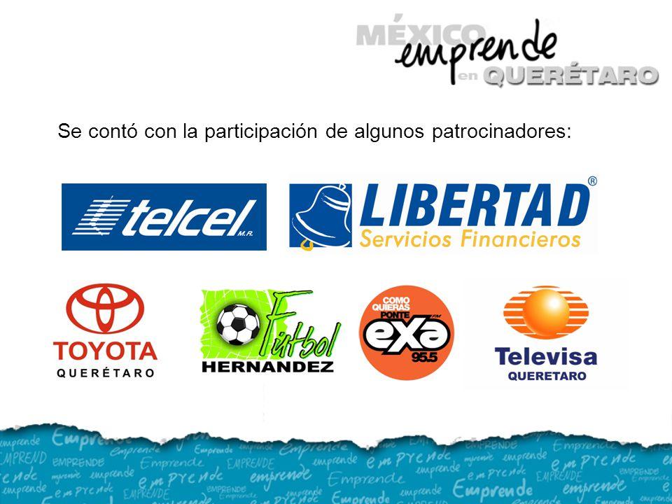 Se realizó la Caravana del Emprendedor con el objetivo de promover e impulsar el espíritu y la cultura emprendedora entre los jóvenes de Querétaro, para fomentar la creación de un semillero de empresas que ayude a la generación de más y mejores emprendedores, más y mejores empresas, y por ende más y mejores empleos.
