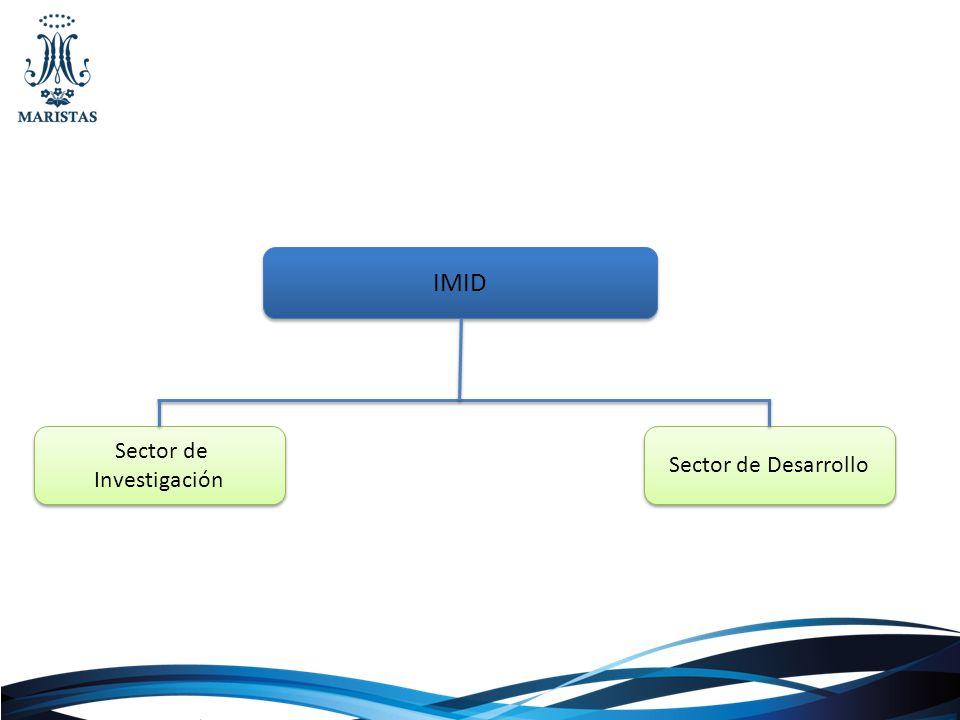 IMID Sector de Investigación Sector de Desarrollo