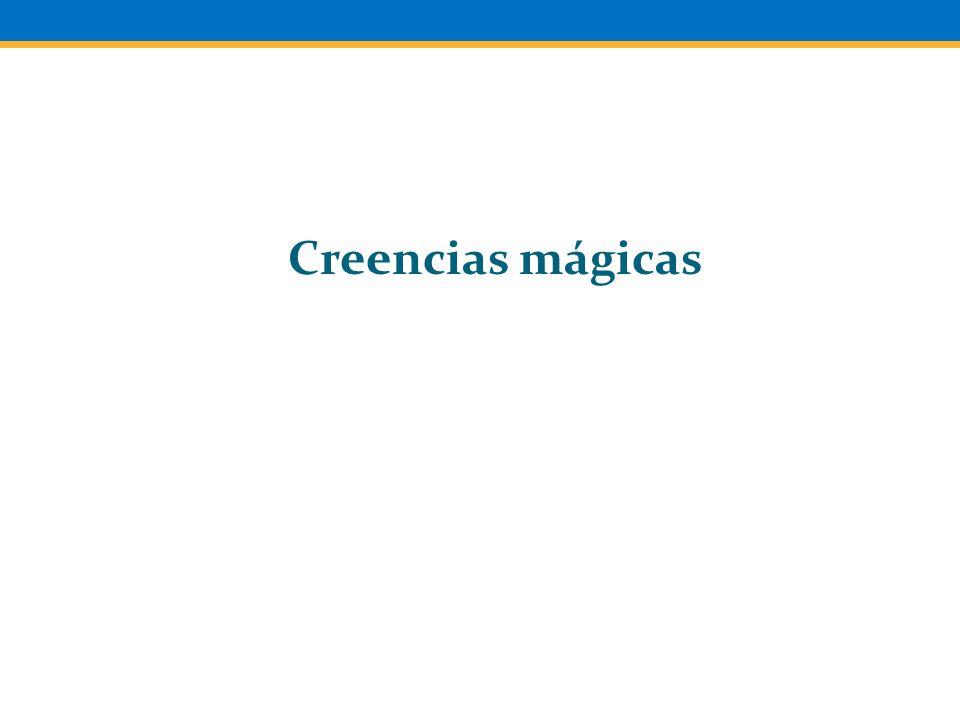 Creencias mágicas