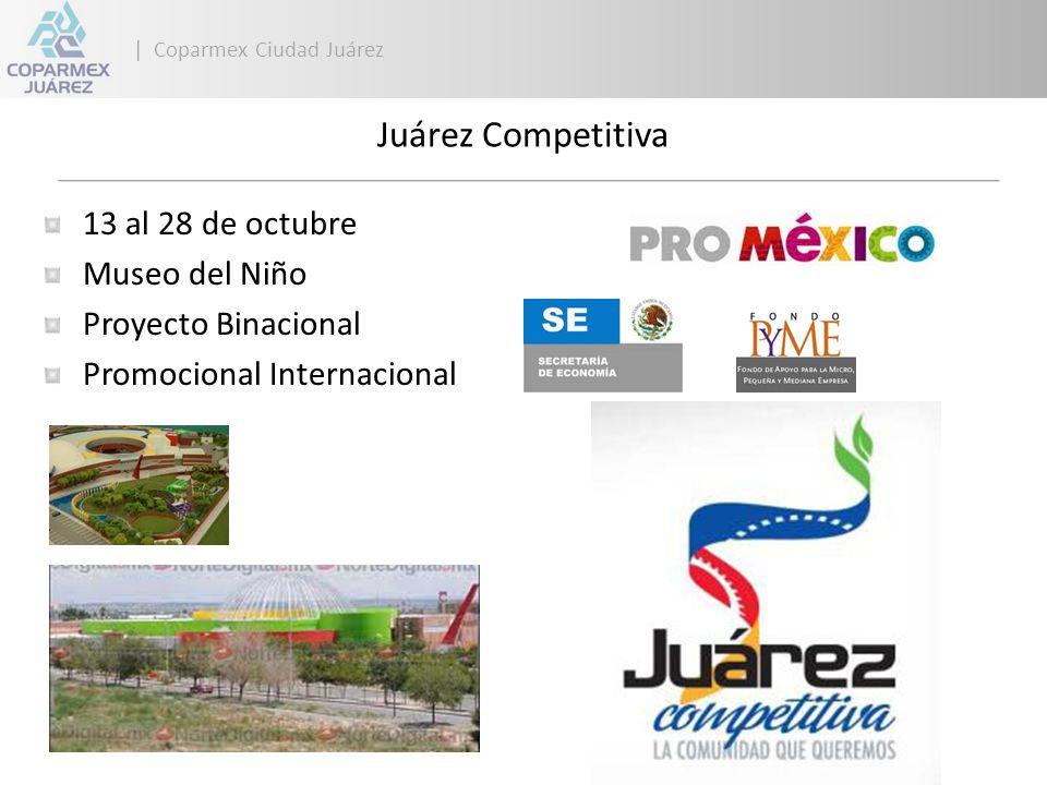 | Coparmex Ciudad Juárez Juárez Competitiva