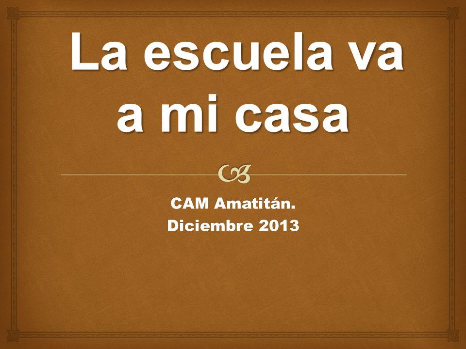 CAM Amatitán. Diciembre 2013