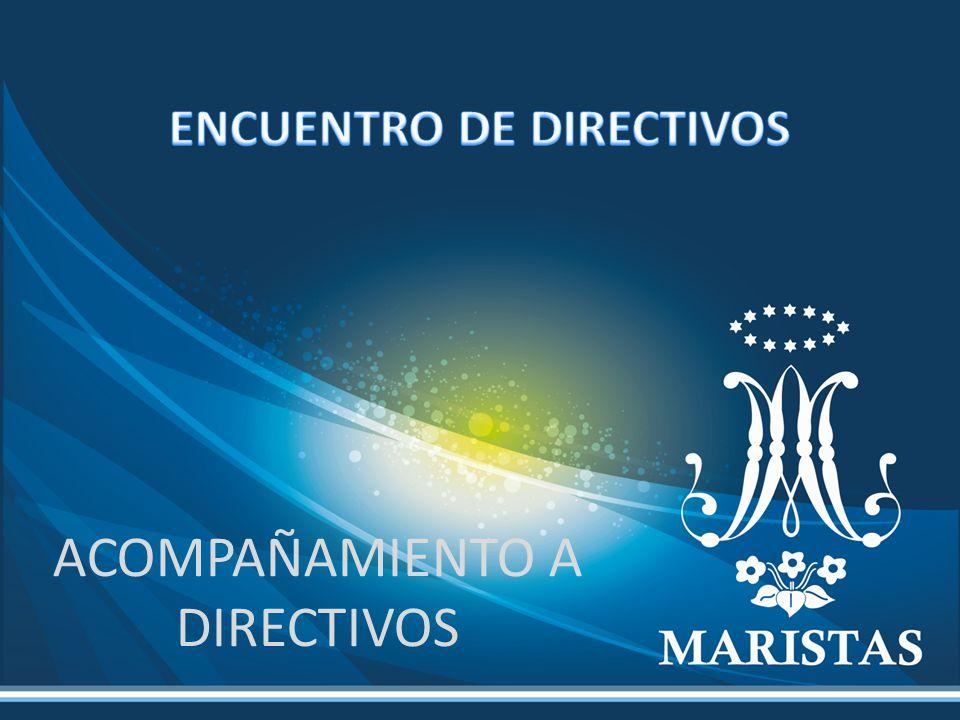 OBJETIVO Promover y motivar el desarrollo personal y profesional de los directivos para que consigan una gestión directiva eficaz Procesos provinciales vinculados: 1.Evaluación de directivos.