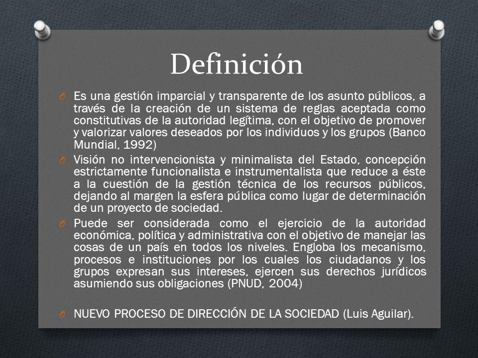 Elementos O Incorporación de los ciudadanos a la acción pública.