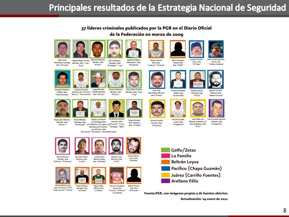 39 Coahuila: Episodios aislados de violencia en apenas un municipio, Acuña.