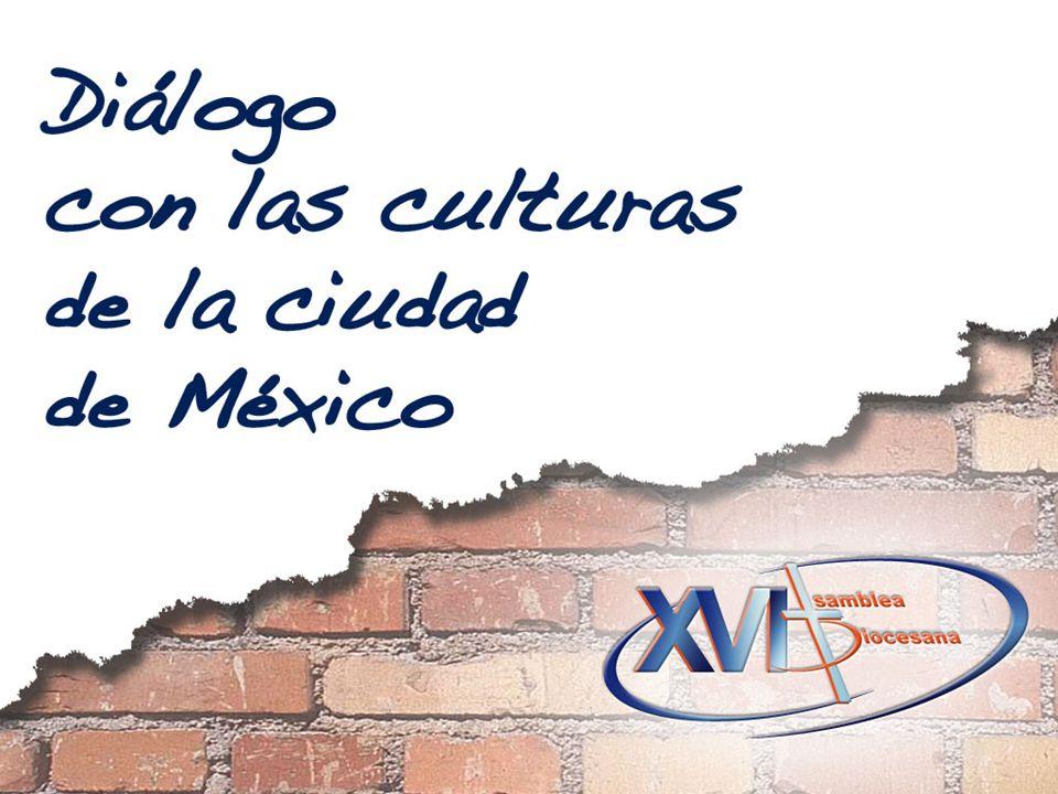 XVI ASAMBLEA DIOCESANA Diálogo con las culturas