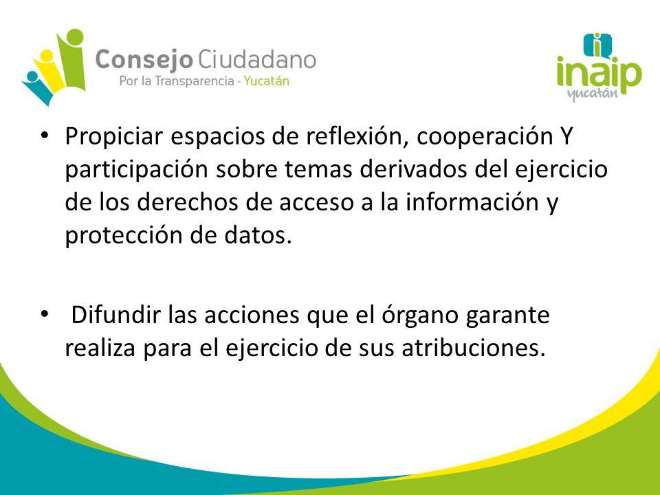 Dentro de la información que se difunde en este consejo se encuentran: Datos relativos a la situación financiera del instituto.