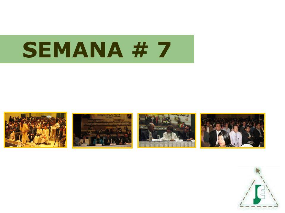 SEMANA # 7