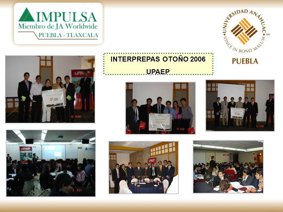 INTERPREPAS OTOÑO 2006 UPAEP