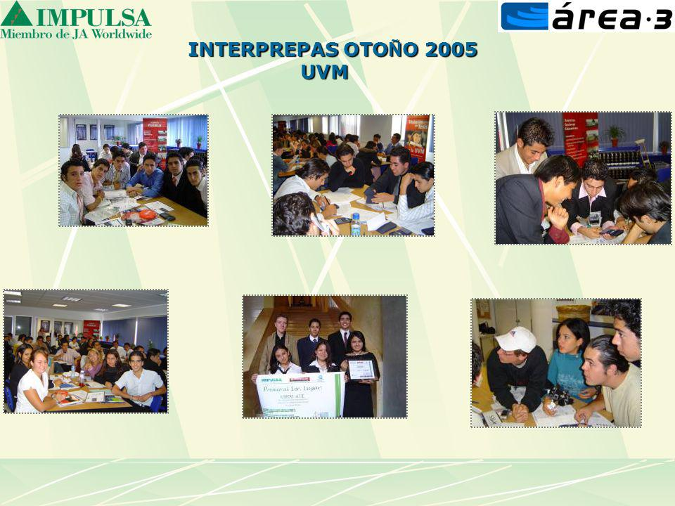 INTERPREPAS OTO Ñ O 2005 UVM