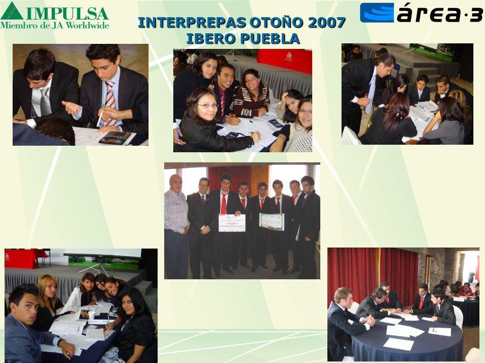INTERPREPAS OTO Ñ O 2007 IBERO PUEBLA