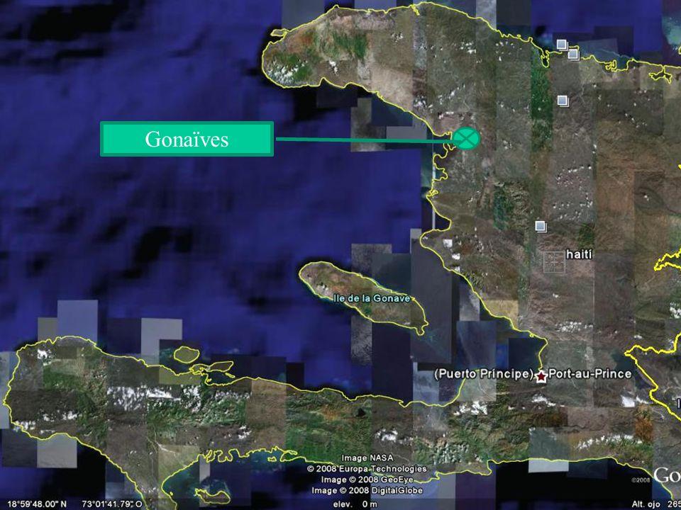 El pueblo de Gonaïves en fotos después del paso de HANNA (antes del paso de IKE) Fotos del 3 y 4 septiembre 2008 Fotos proporcionadas por : Stanley Lucas 9 septembre 2008