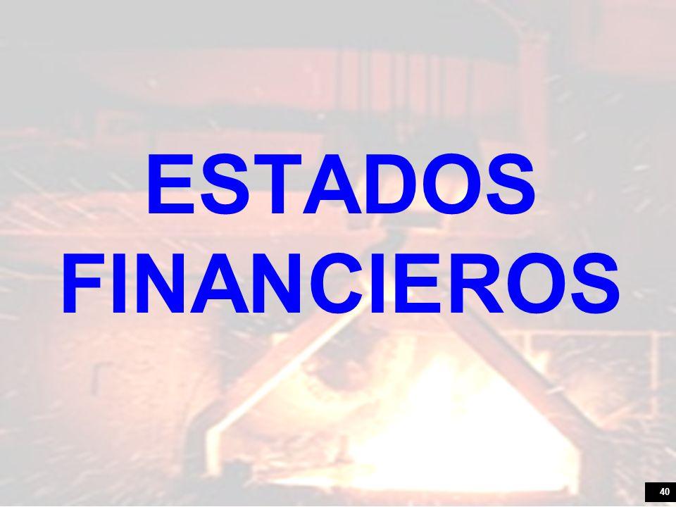 40 ESTADOS FINANCIEROS