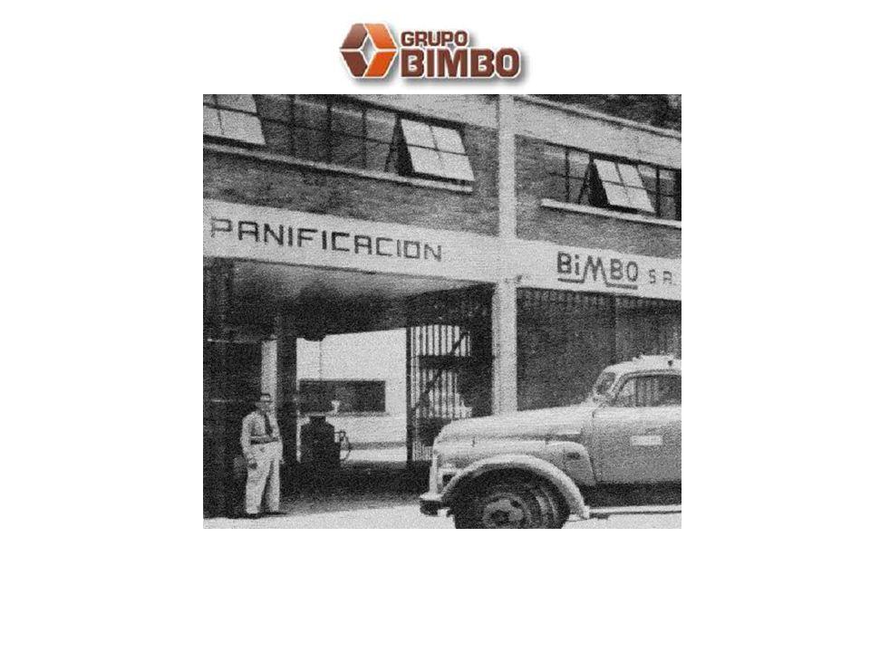 3 Fundado en 1945 en la Ciudad de México Cotiza en la Bolsa Mexicana de Valores desde 1980