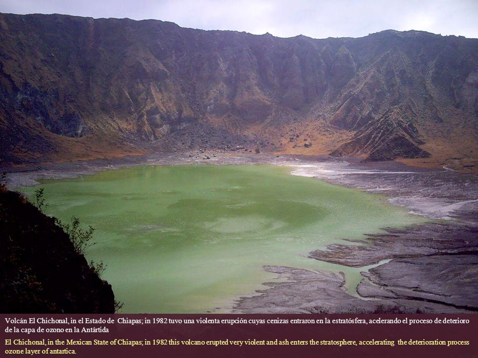 Los volcanes Tacana y Tajomulco volcano (este último en Guatemala) Tacana volcano with Tajomulco volcano (this last in Guatemala)